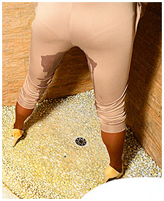 overalls pantyhose piss with erica 02