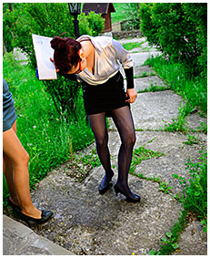 natalie and ruby wetting their skirts and pantyhose accident wetting deliberately 00