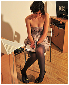 avoinding studying natalie pisses her pantyhose for fun 04
