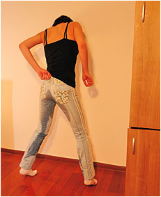 alice pees jeans 00000096 for fun