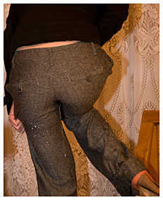 alice pissing her business pants while at work 031