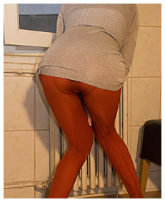 Pantyhose Videos Waiting