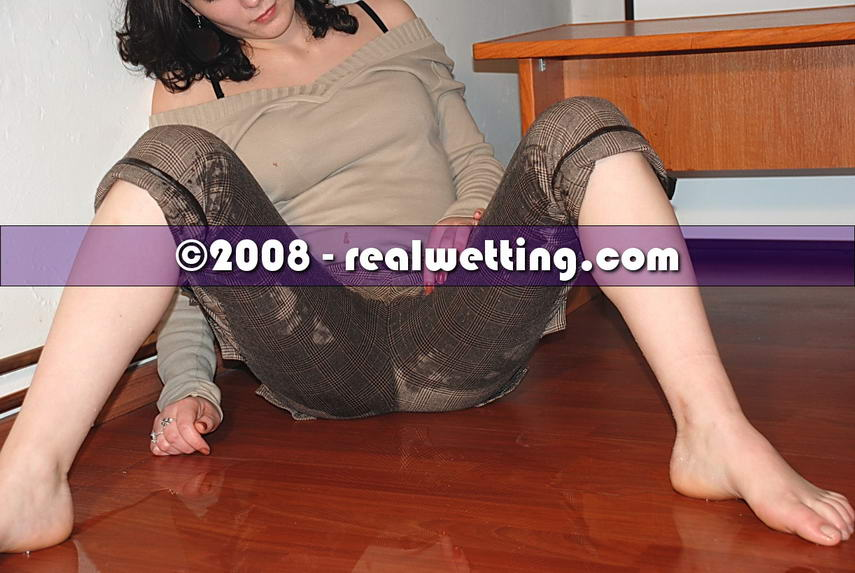 first time in pantyhose