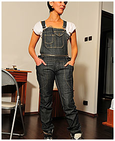 bianca is pissing herself wetting jeans overalls she pissed herself wetting her pants panties 04