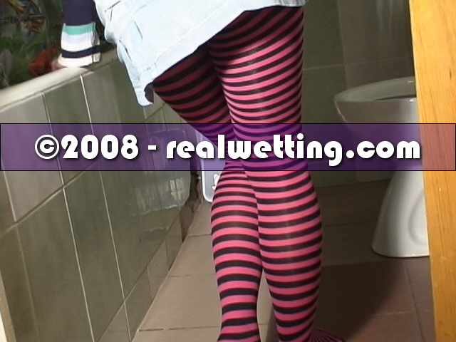 Will pantyhose pee desperation for that