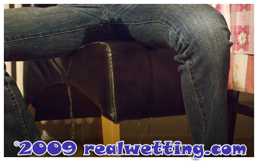 Natalie wetting herself peeing in her jeans while smoking fetish video download