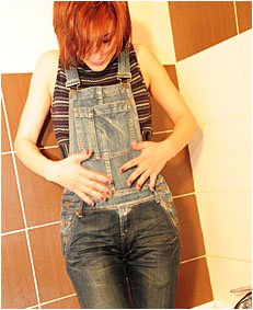 she is pissing her overalls wetting her pants peeing alice pissing in overalls 02